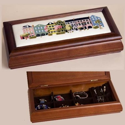 click here to view larger image of Long Jewelry Box (accessory)