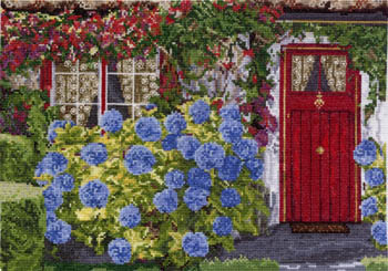 click here to view larger image of Hydrangea Cottage (chart)