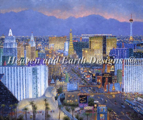 click here to view larger image of Boulevard of Dreams (chart)