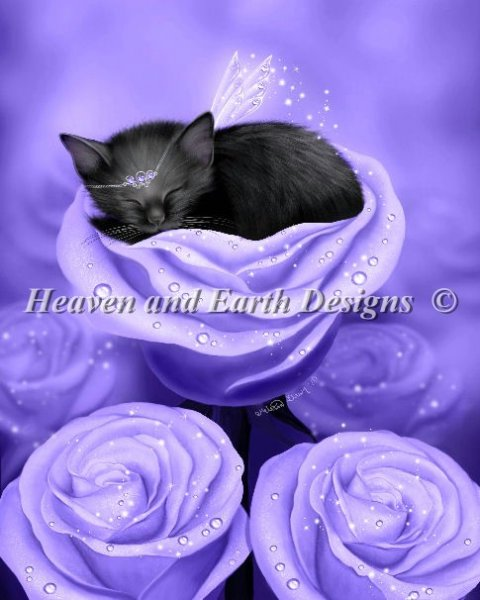 click here to view larger image of Lilac Day Dreams (chart)