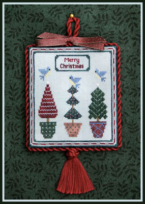 click here to view larger image of Christmas Tree Farm (chart)