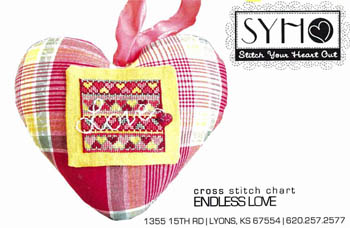 click here to view larger image of SYHO December - Endless Love (chart)