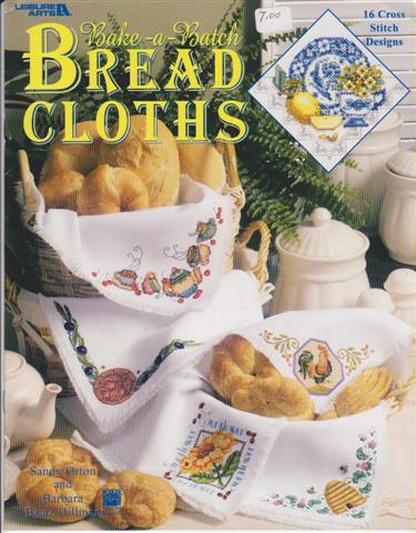 click here to view larger image of Bake A Batch Bread Cloths (book)