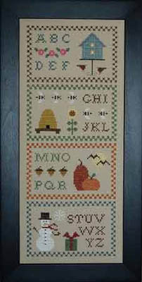 click here to view larger image of Seasonal Sampler (chart)