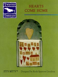 click here to view larger image of Hearts Come Home (chart)