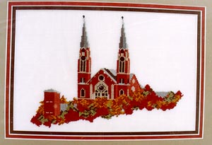 click here to view larger image of Holy Hill (chart)