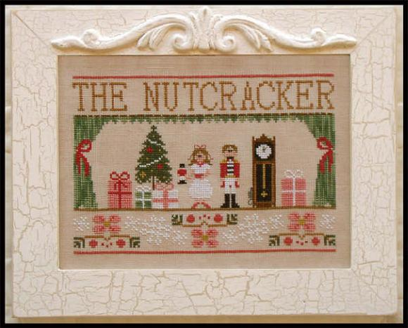 click here to view larger image of Nutcracker, The (chart)