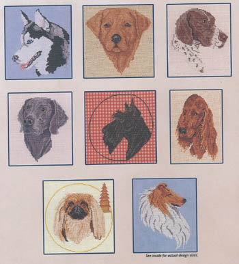 click here to view larger image of Popular Dogs Volume 3 (chart)