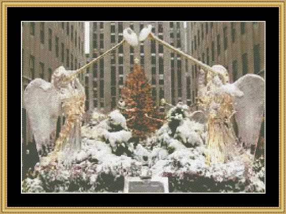 click here to view larger image of Angels Of Rockefeller Center  (chart)