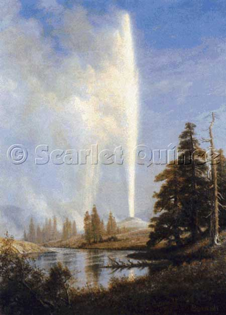 click here to view larger image of Old Faithful (chart)