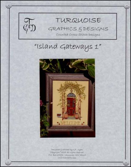 click here to view larger image of Island Gateways I (chart)