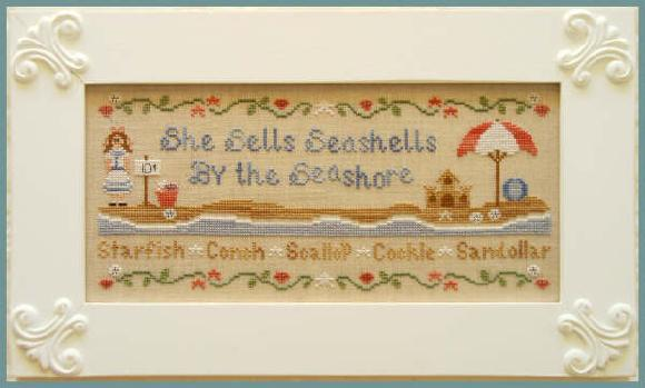 click here to view larger image of She Sells Seashells (chart)
