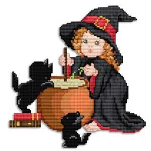 click here to view larger image of Witch Baby (chart)