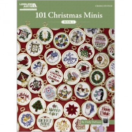 click here to view larger image of 101 Christmas Minis - Book 2 (chart)
