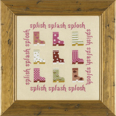 click here to view larger image of Splish Splash Splosh  (chart)