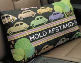 click here to view larger image of Car Pillow (counted cross stitch kit)