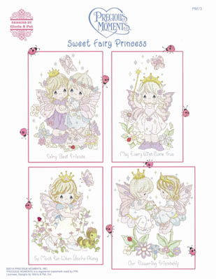 click here to view larger image of Sweet Fairy Princess (chart)