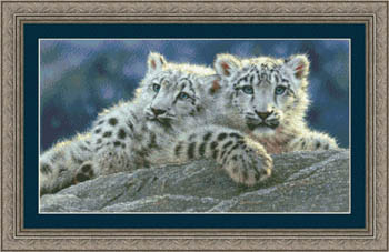 click here to view larger image of Snow Leopard Cubs (chart)