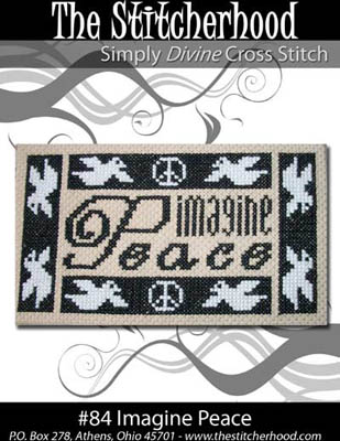 click here to view larger image of Imagine Peace (chart)