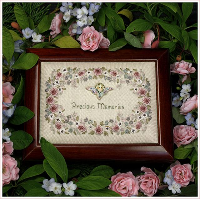 click here to view larger image of Precious Memories Box (chart)