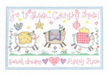 click here to view larger image of Counting Sheep (chart)