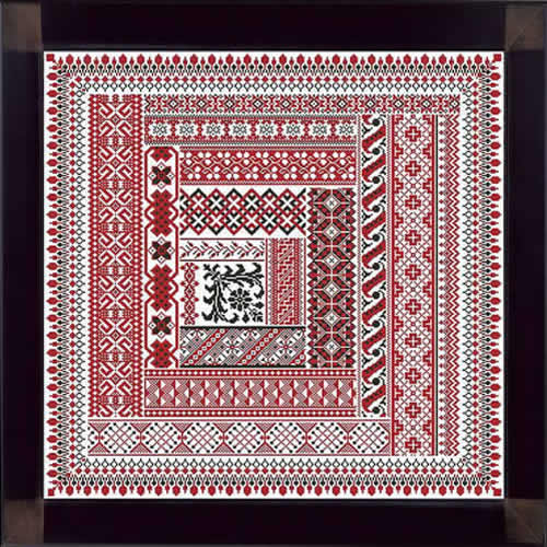 click here to view larger image of Spanish Flair Sampler (chart)