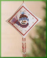 click here to view larger image of Winter Pals (counted cross stitch kit)