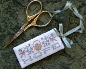 click here to view larger image of Hope Scissors Tag (chart)