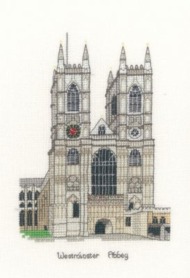 click here to view larger image of Westminster Abbey - Heritage Collection (chart)