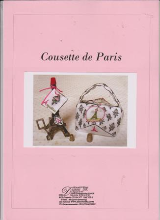 click here to view larger image of Cousette de Paris (chart)