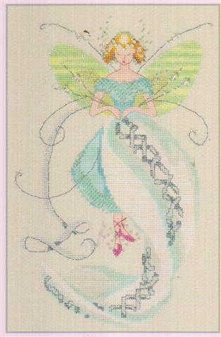 click here to view larger image of Linen Fairy, The (chart)