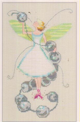 click here to view larger image of Bead Fairy, The (chart)
