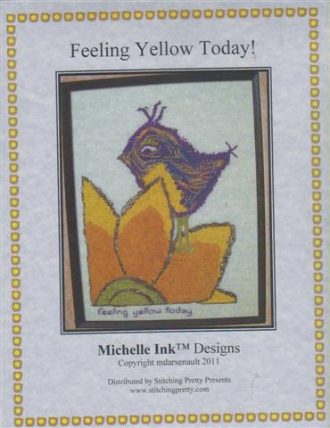 click here to view larger image of Feeling Yellow Today (chart)