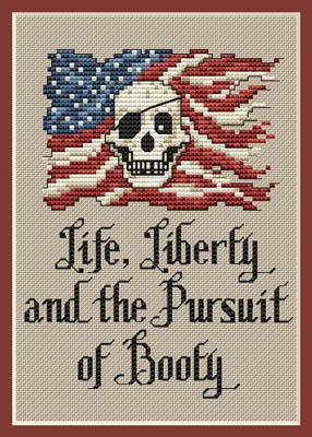 click here to view larger image of Liberty Pirate (chart)