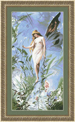 click here to view larger image of Lily Fairy (chart)