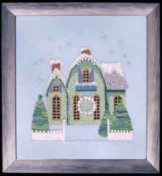click here to view larger image of Little Snowy Green Cottage (chart)