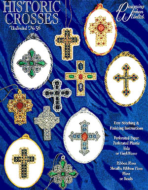 click here to view larger image of Historic Crosses (chart)