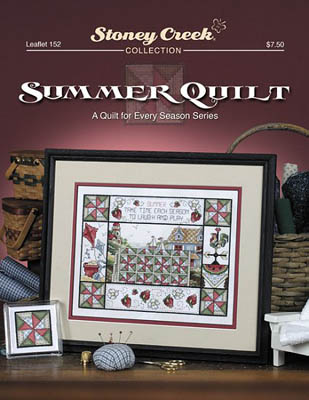 click here to view larger image of Summer Quilt (chart)