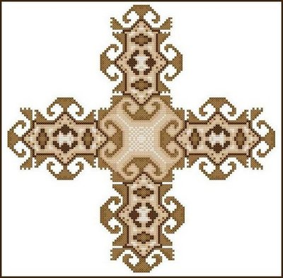 click here to view larger image of Kilim 3 (chart)