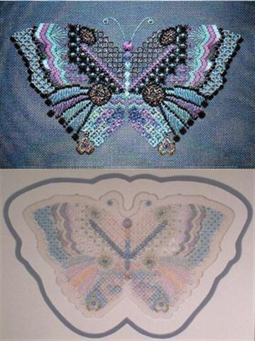click here to view larger image of Butterfly 5 (counted canvas chart)
