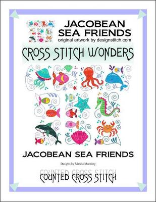 click here to view larger image of Jacobean Sea Friends (chart)