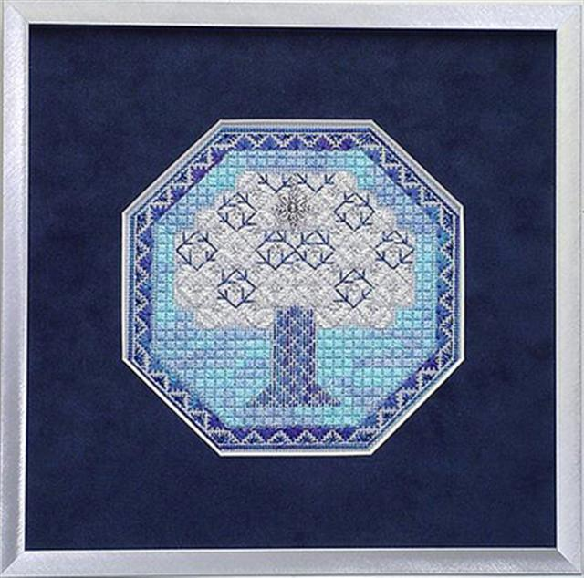 click here to view larger image of Winter Wonder Needlepoint (counted canvas chart)