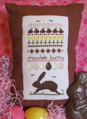 click here to view larger image of Chocolate Bunny Sampler (chart)