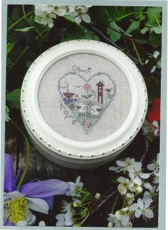 click here to view larger image of Come Home (counted cross stitch kit)