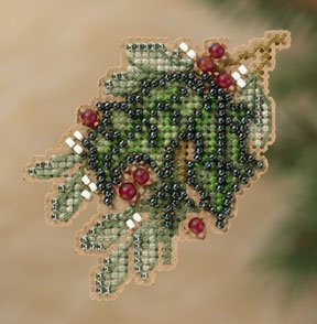 click here to view larger image of Holly (2011) (counted cross stitch kit)