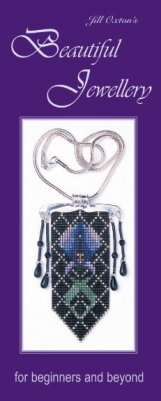 click here to view larger image of Beautiful Jewellery for Beginners - JIll Oxton (book)
