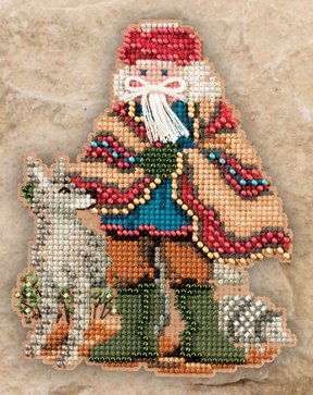 click here to view larger image of Mesa Santa (2011) (counted cross stitch kit)