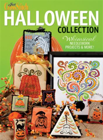 click here to view larger image of Halloween Collector's Issue - Just Cross Stitch (chart)