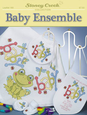 click here to view larger image of Baby Ensemble (chart)