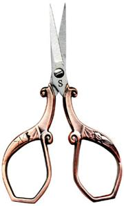 click here to view larger image of 4in Copper Square Handle Scissors (accessory)